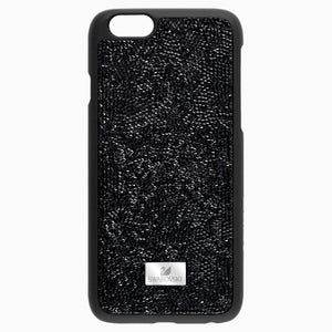 GLAM ROCK IP6SB:CASE BLK/STS