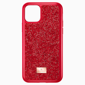 GLAM ROCK IP11 PRO:CASE RED/STS PGO