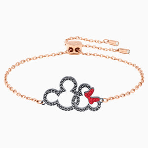 MICKEY&MINNIE:BRACELET DMUL/MIX M