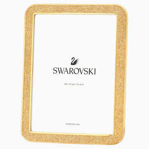 MINERA PICTURE FRAME, GOLD TONE, SMALL