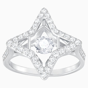 SPARKLING DC:RING STAR CZWH/CRY/RHS 60