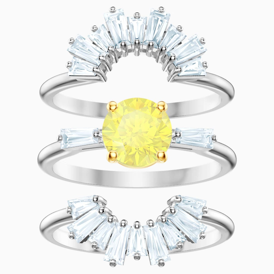SUNSHINE:RING SET CZWH/RHS 55