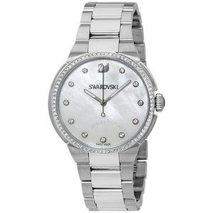 City Mother of Pearl Dial Ladies Watch 5181635