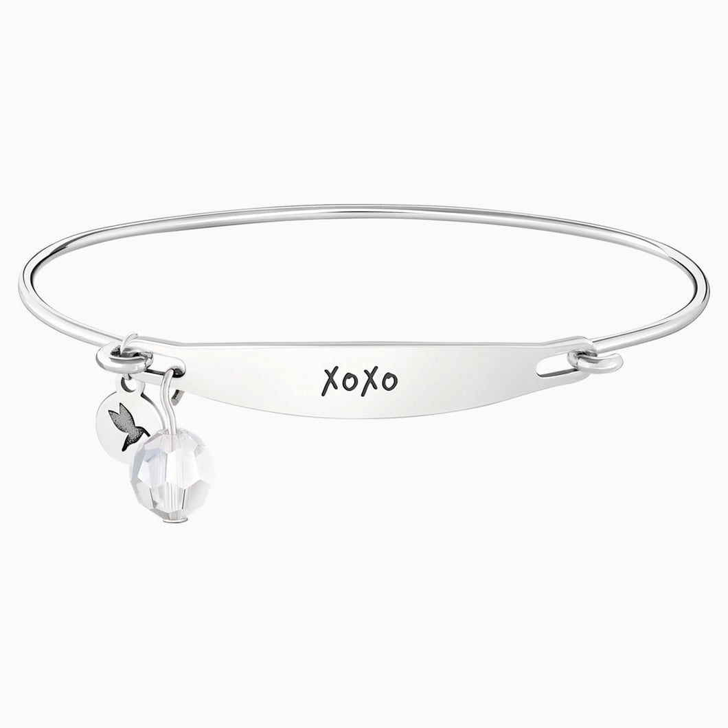 XOXO ID BANGLE S/M