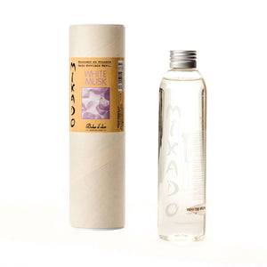 Recambio Mikado Ambients - White Musk + Rattan 200ml. - Gormand