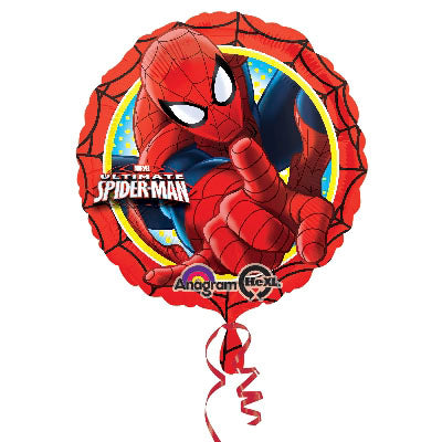 Globo Redondo SpiderMan