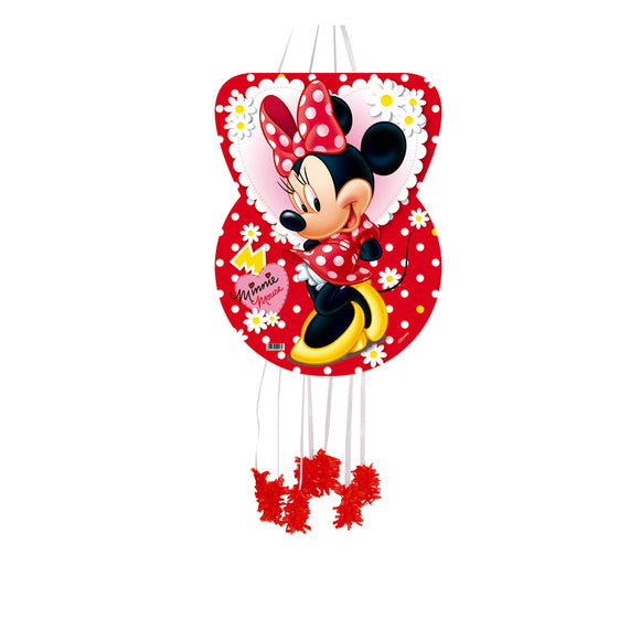Piñata de Cartón Grande Minnie Mouse