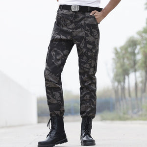 2018 Mens Cargo Pants Autumn Winter Camouflage Pants Fashion Tactical Military Pants Casual Men Army Brand Male Tracksuit 50
