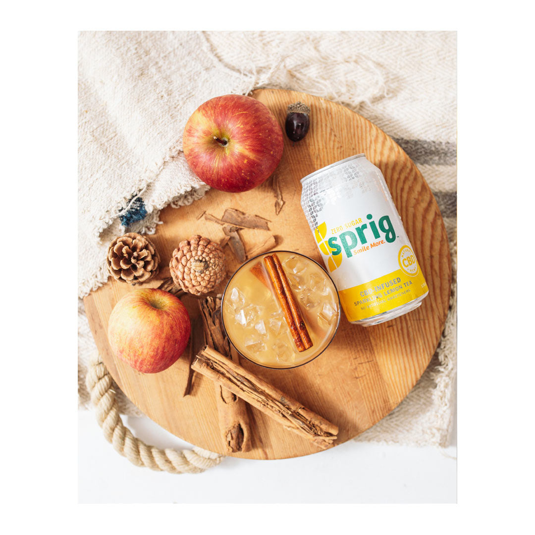 Apple Spiced Iced Tea