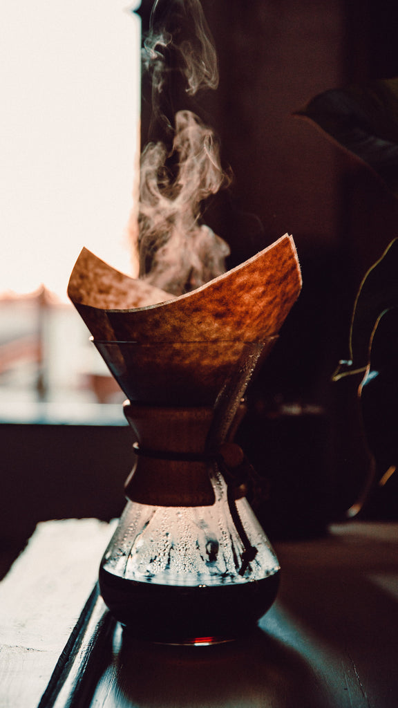 Mastering the Pour Over