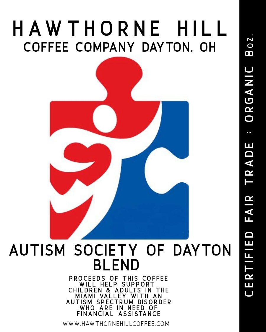 Autism Society of Dayton Blend