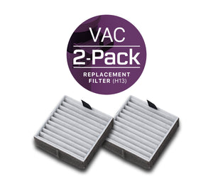 VAC Replacement Filters (2-Pack)