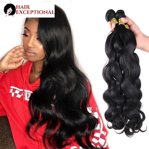 8-40'' VIRGIN Brazilian Hair BUNDLES, Body Wave