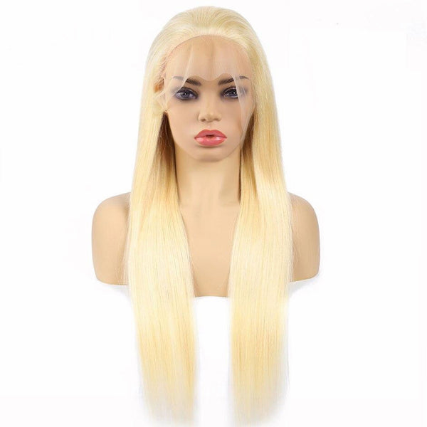 Paula: 10-22'' Malaysian Hair - 13x4, Straight LACE FRONT WIG