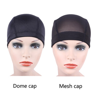 Hairpiece Essentials: 5 Mesh Dome Wig Caps