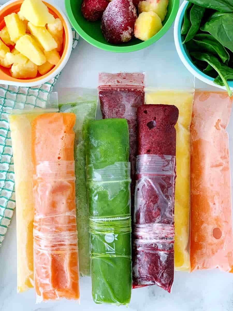 Smoothie Pops Weekly Subscription