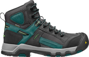 KEEN D/PORT CSA BLK/TEA-15 2E