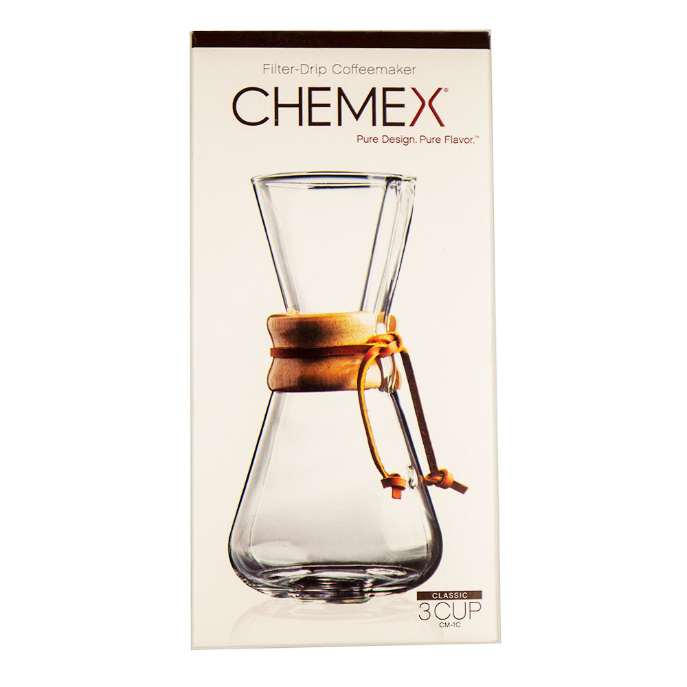 Coffee Tree Roastery Chemex 3 cup Coffeemaker