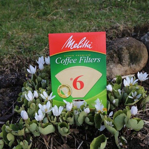 Melitta Coffee Filters #6