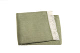 "355 - Herringbone Plush Throw - 55"" x 70"""