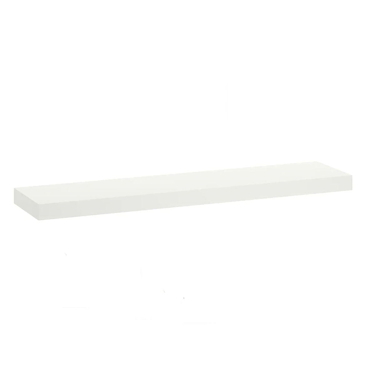 IKEA Lack Floating Shelf 110x26cm, White