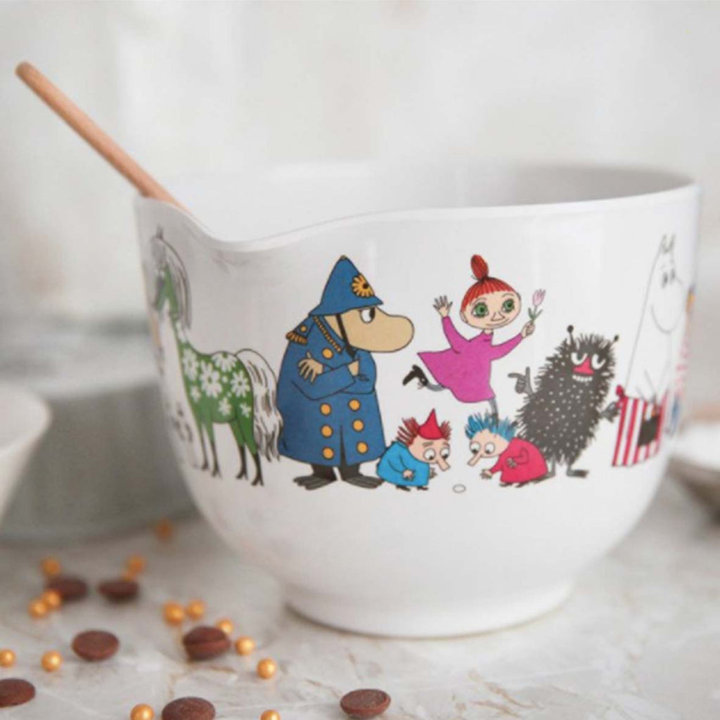 MARTINEX Moomin Mixing Bowl