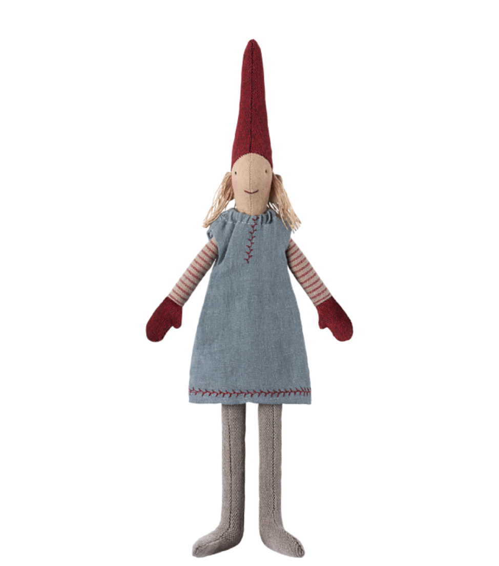 MAILEG Mini Nisse, Girl