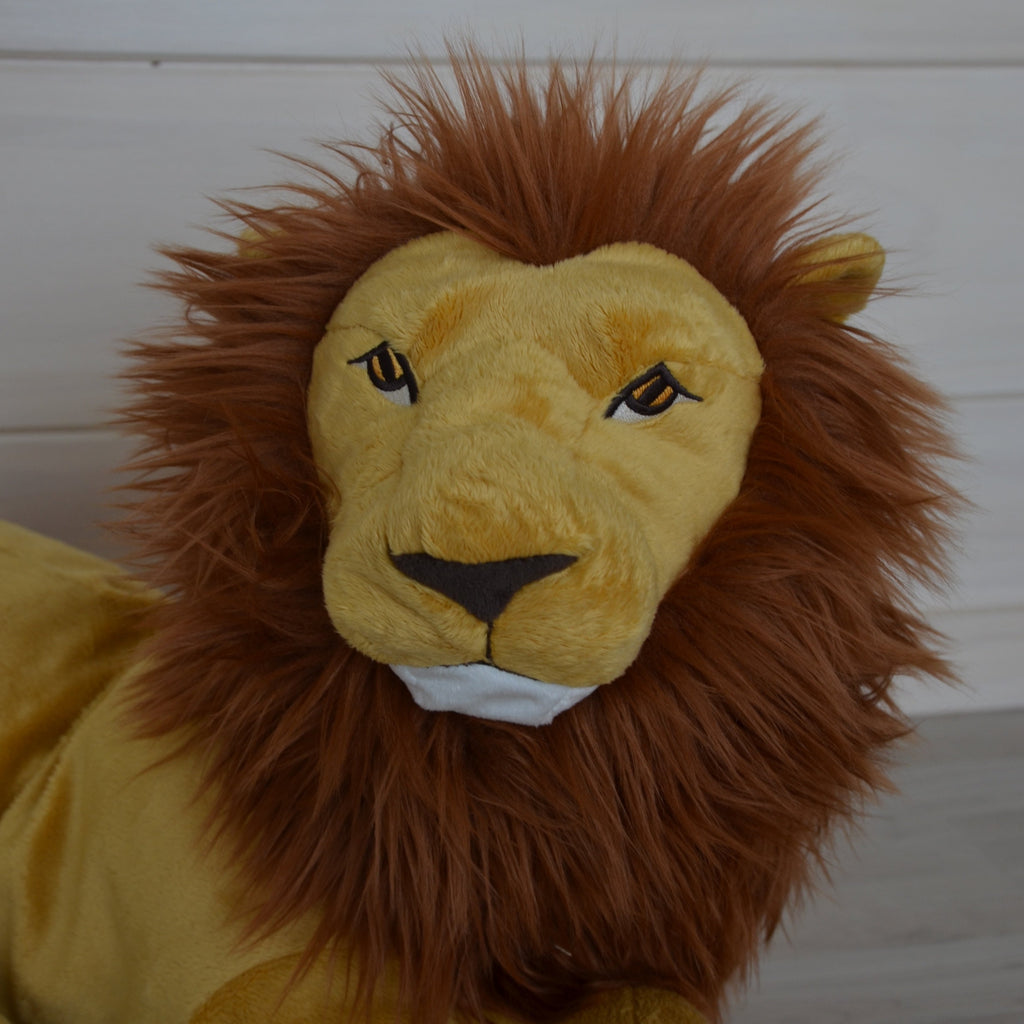 IKEA Djungelskog Lion Soft Toy