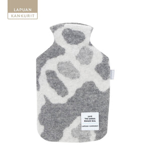 LAPUAN KANKURIT Saimaannorppa Hot Water Bottle