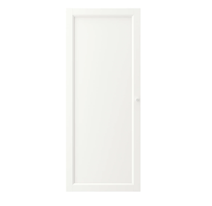 IKEA Billy/Oxberg Half Door 40x97cm, White