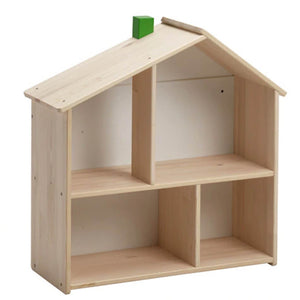 IKEA Flisat Wooden Doll's House / Storage Shelf