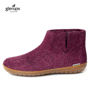 GLERUPS The Boot - Honey Rubber Sole