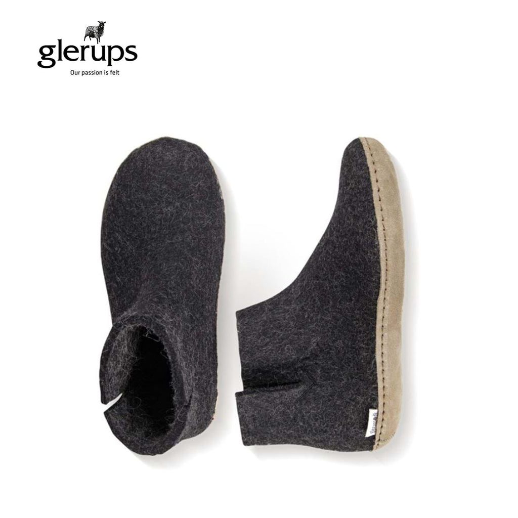 GLERUPS The Boot - Leather Sole
