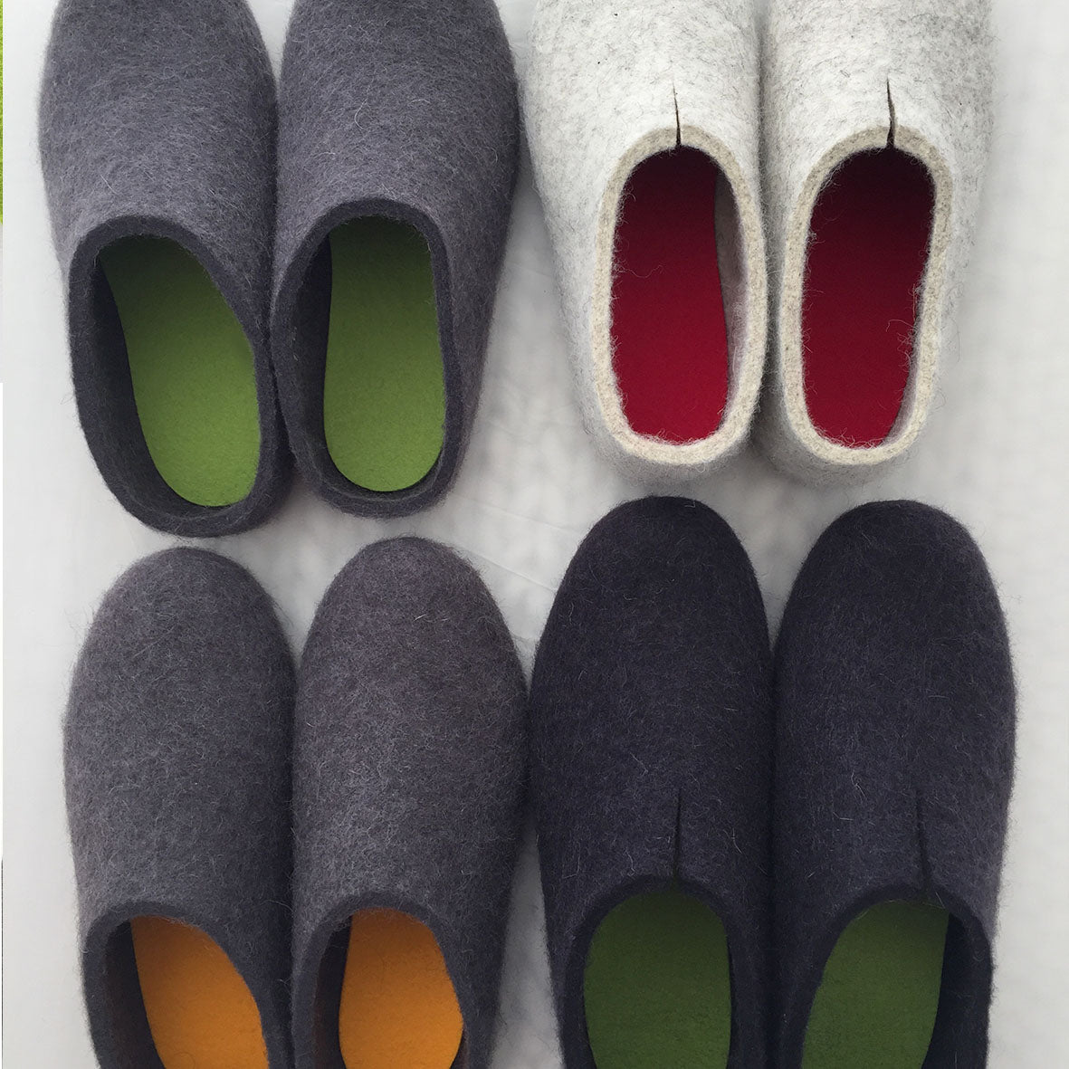 LAHTISET Felted NZ Wool Insoles Size 35