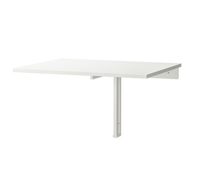 IKEA Norberg Drop Leaf Table 74x60cm