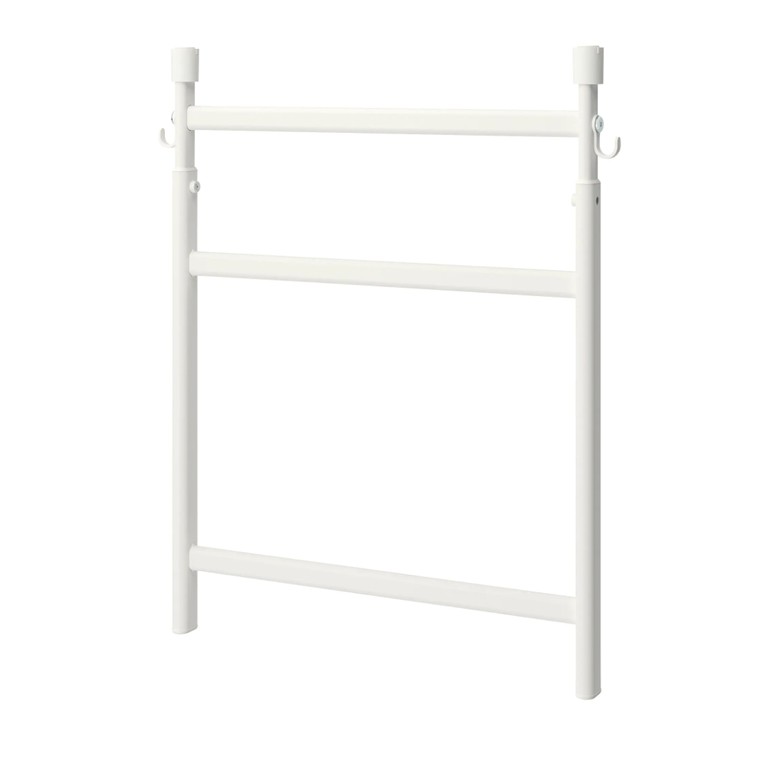 IKEA Sunnersta Adjustable Rack with Hooks