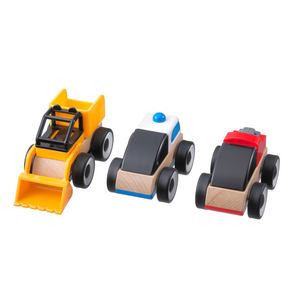 IKEA Lillabo Toy Vehicles, 3-Pack