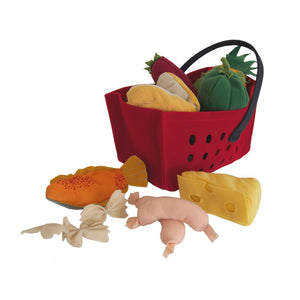 IKEA Latsas Kids' Shopping Basket