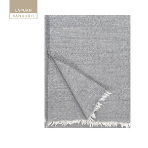 LAPUAN KANKURIT Sara Woollen Throw, 140x180cm