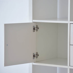 IKEA Kallax Insert with Door, White