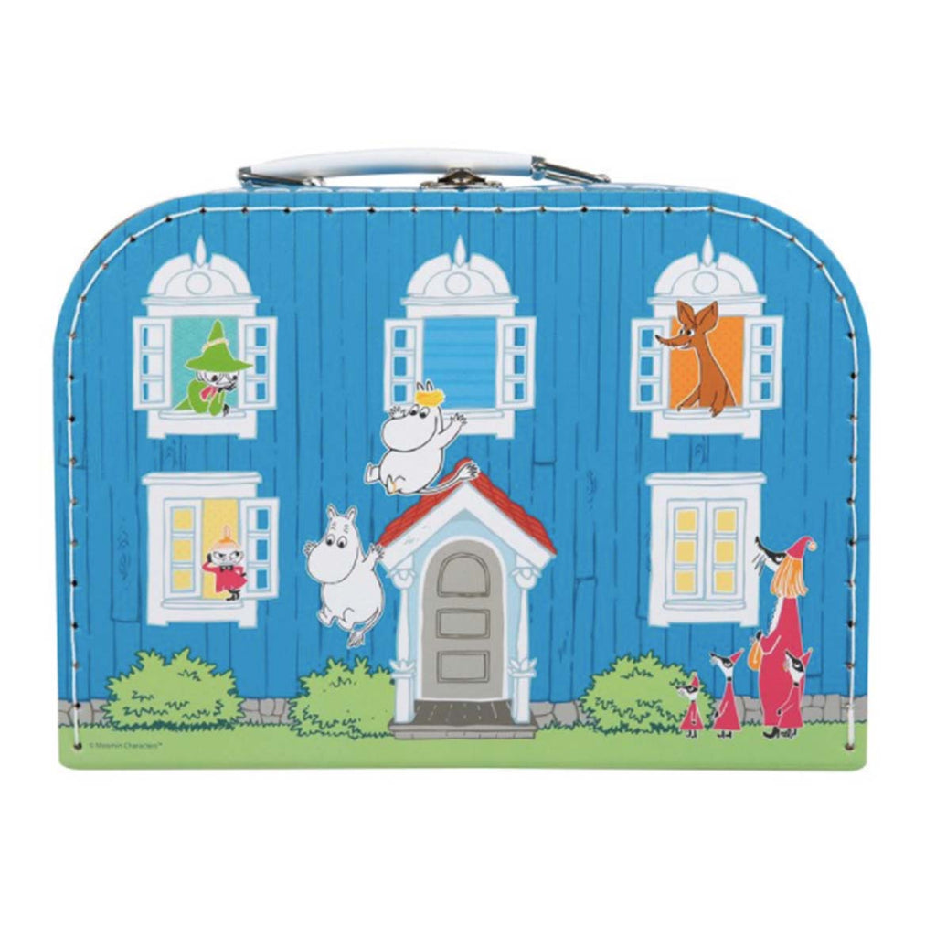 MARTINEX Moomin House Suitcase