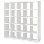IKEA Kallax 5x5 Shelving unit, 182x182cm, White