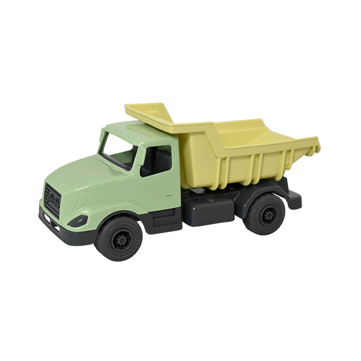 PLASTO I'm Green Tipper Truck, Small