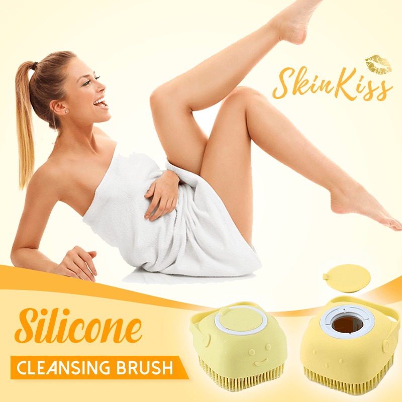 SkinKiss Silicone Cleansing Brush