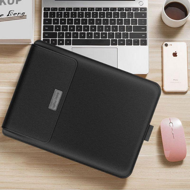 Laptop Standable Leather Case