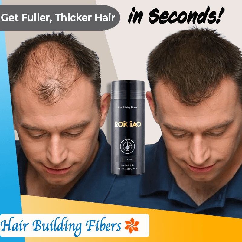 Thick Hair Building Fibers 2.0