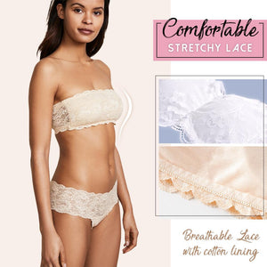 LaxChic Everyday Lace Bra