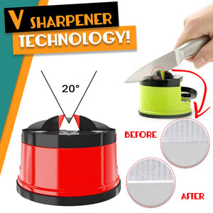 Suction Blade Sharpener