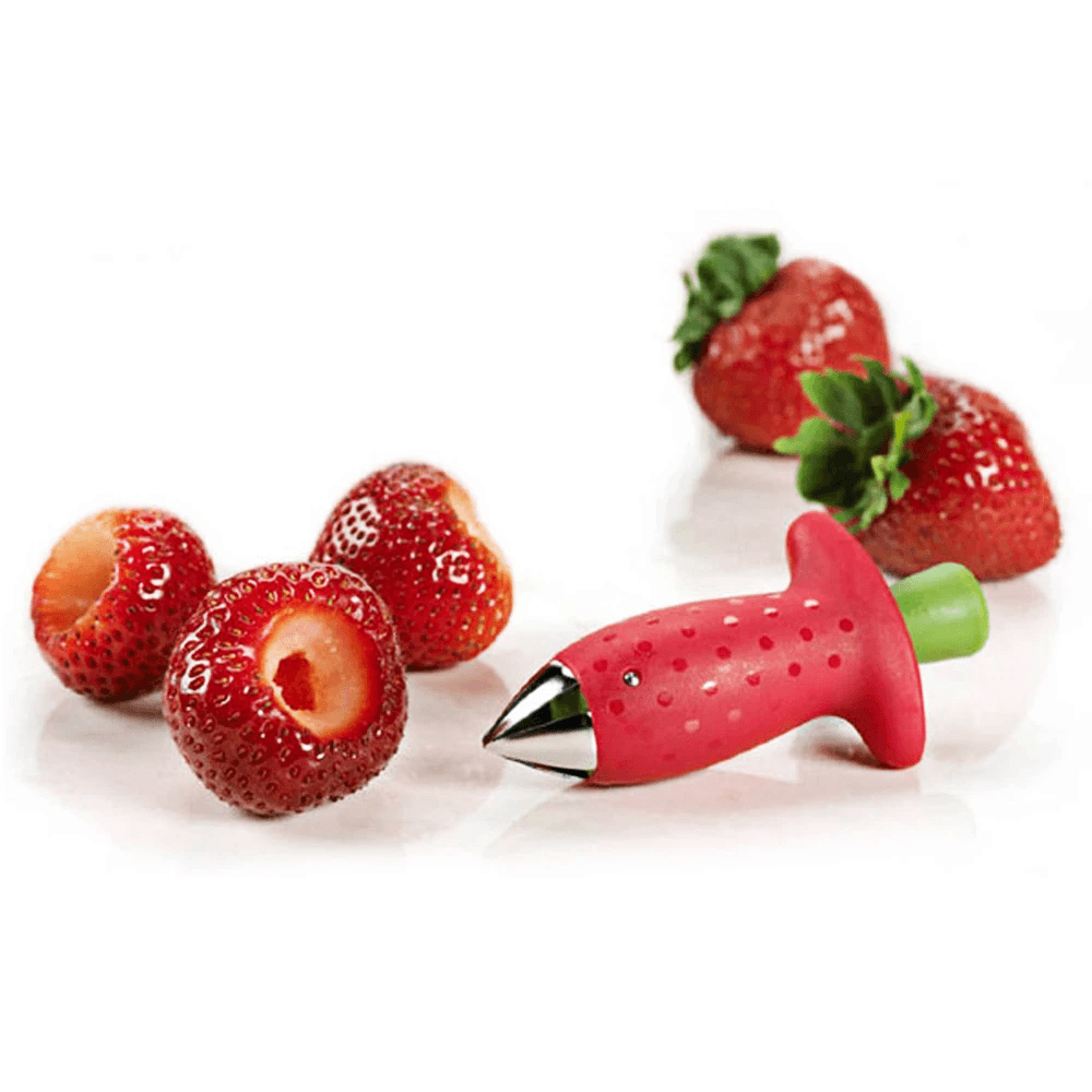 Easy Strawberry Core Remover