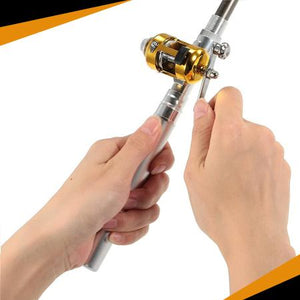 Pocket Fishing Rod